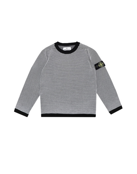 STONE ISLAND KIDS Crewneck sweater 511A5