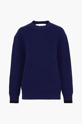 VICTORIA, VICTORIA BECKHAM Ribbed wool sweater