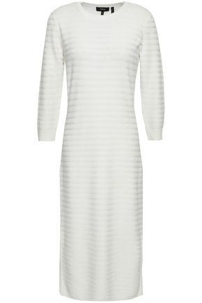 THEORY Jacquard-knit dress