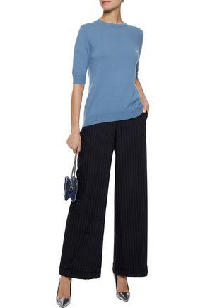 NINA RICCI Tie-back cashmere sweater