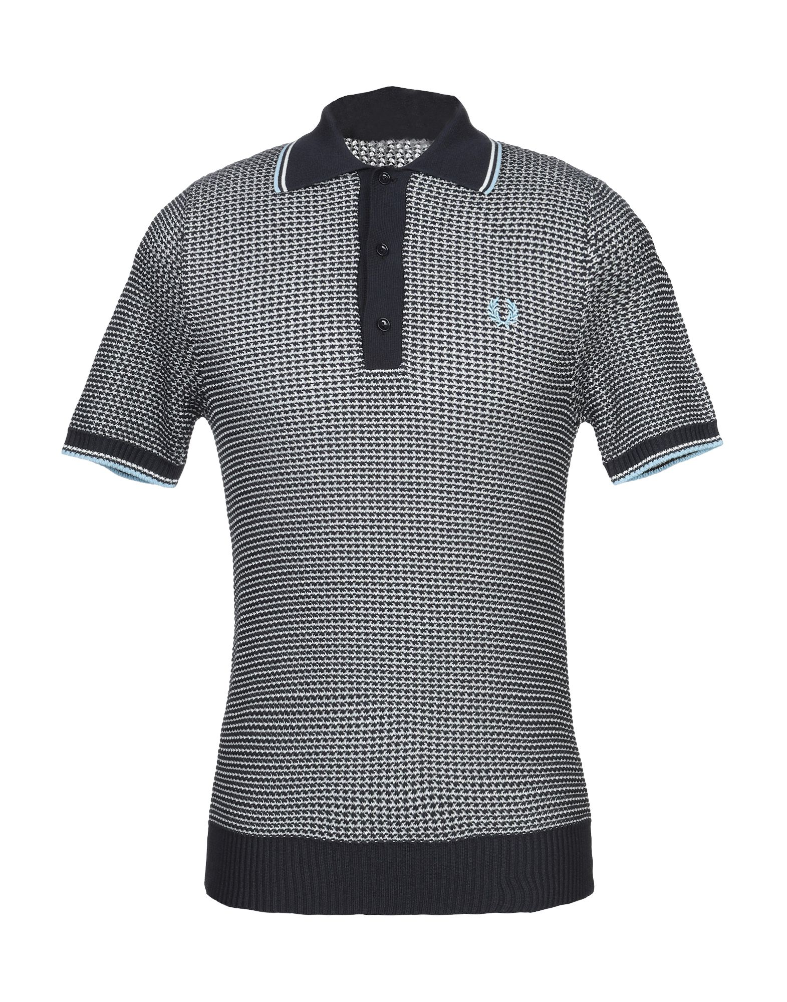 FRED PERRY Свитер кроватка foppapedretti fred lettino разноцветный