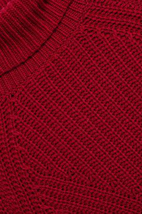 GOAT Ribbed-knit turtleneck sweater