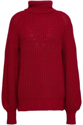 GOAT Ribbed-knit turtleneck sweater