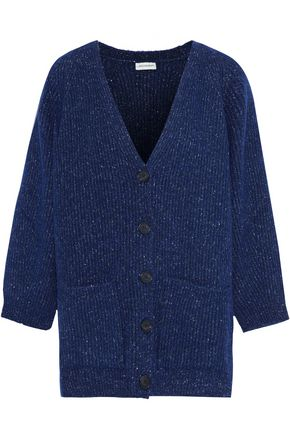 BY MALENE BIRGER Utopia oversized marled ribbed-knit cardigan