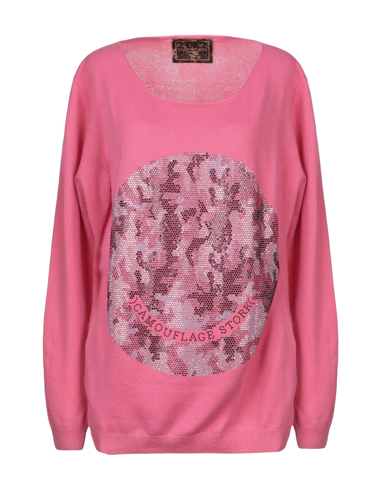CAMOUFLAGE COUTURE Свитер camouflage couture свитер