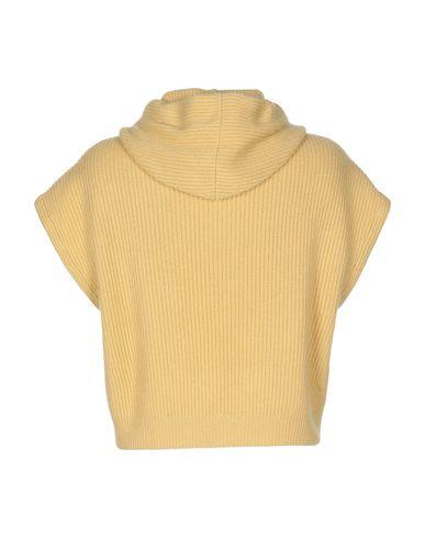 Фото 2 - Женский свитер  цвет охра