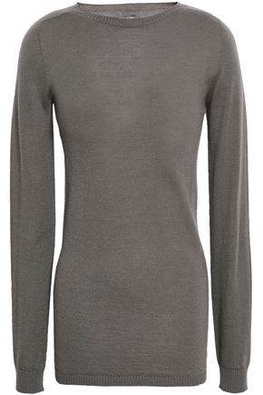 RICK OWENS Cashmere sweater