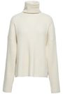 RE/DONE Ribbed wool and cashmere-blend turtleneck sweater