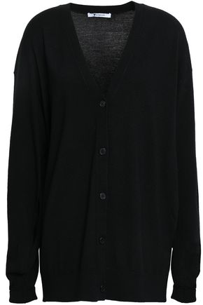 T by ALEXANDER WANG Merino wool cardigan