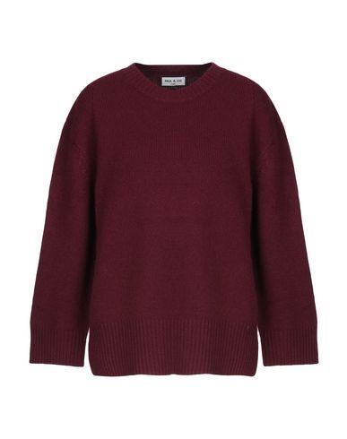 Фото - Женский свитер  цвет баклажанный