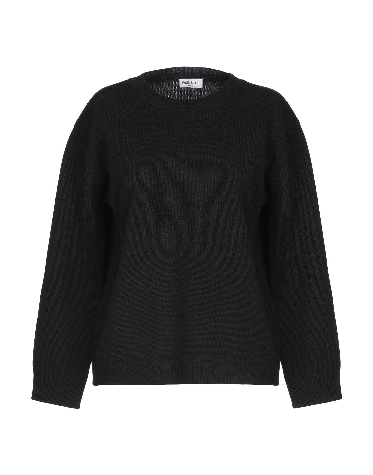 Pullover paul & joe femme. noir. 1 - 2 - 3...