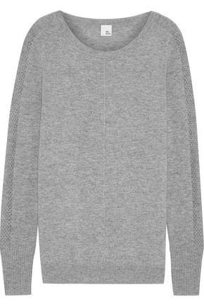 IRIS & INK ウール&カシミヤ混 セーター