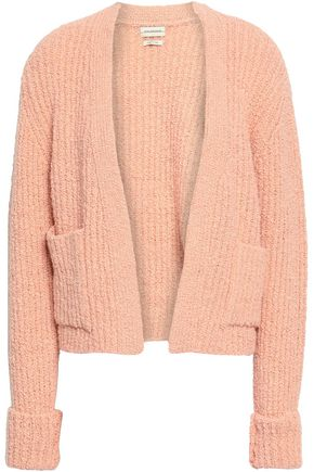 BY MALENE BIRGER Mulanta bouclé-knit cardigan