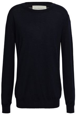 STELLA McCARTNEY Wool and silk-blend sweater