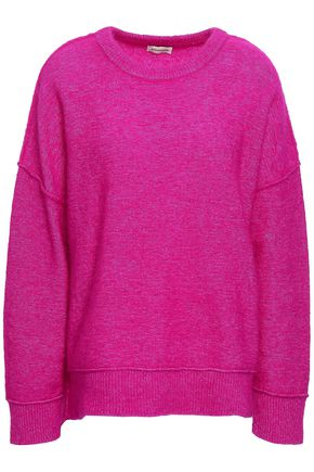 BY MALENE BIRGER Brushed knitted sweater