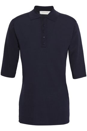 ZIMMERMANN Knitted polo shirt