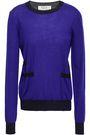 MARNI Two-tone cashmere sweater
