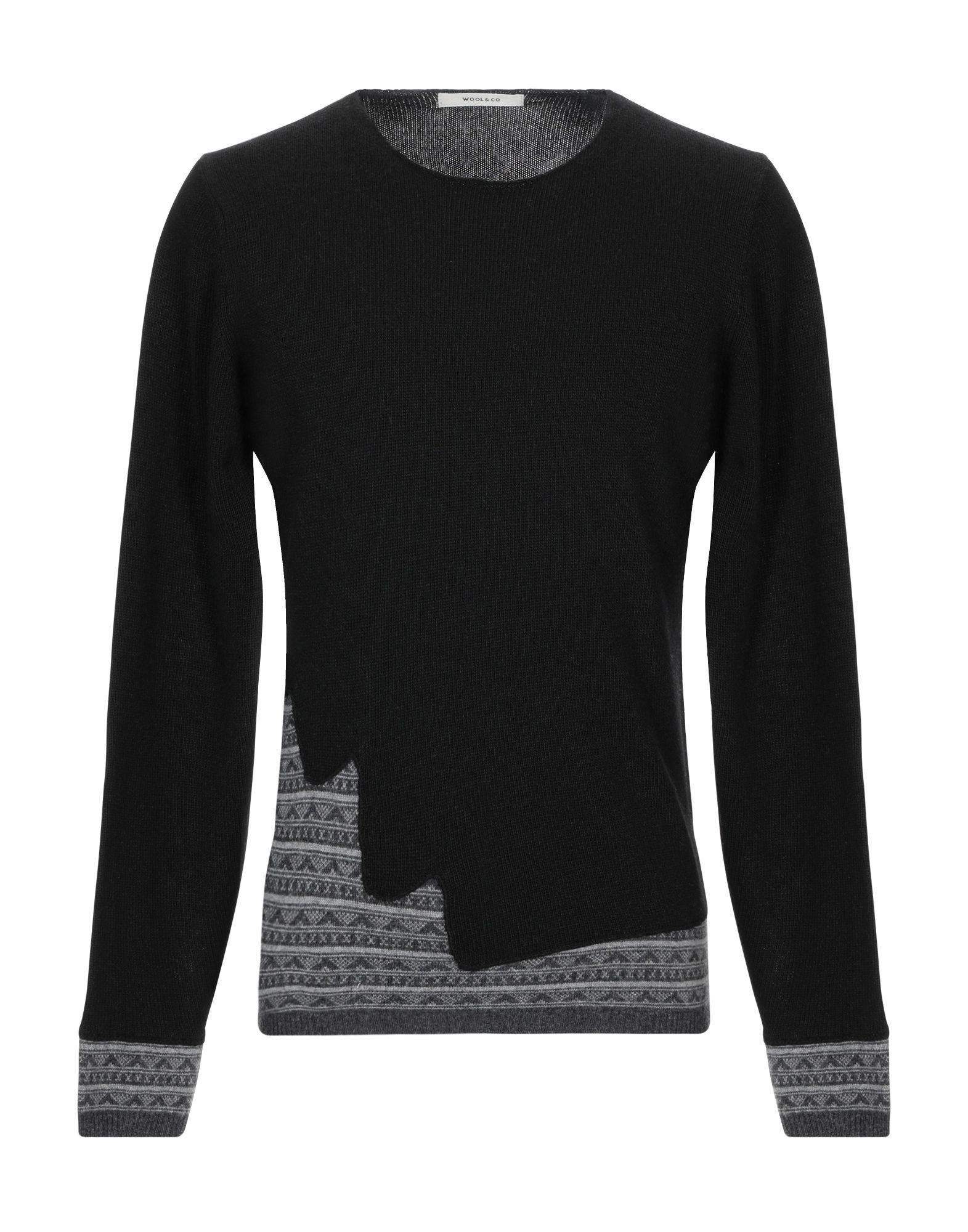 WOOL & CO Свитер margaret e co свитер