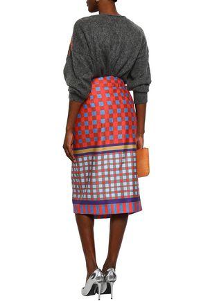 STELLA JEAN Intarsia-knit sweater