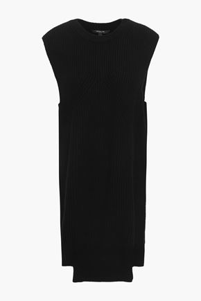 DEREK LAM Ribbed cashmere tunic