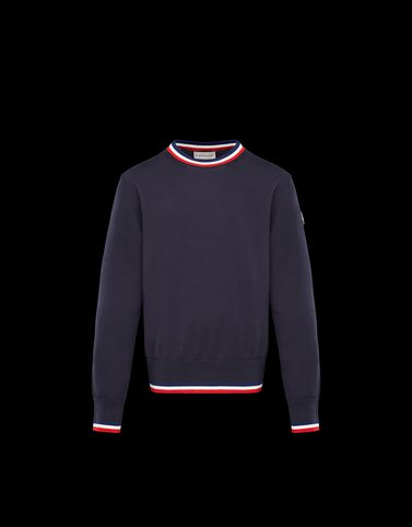 Moncler Junior 8-10 Years - Boy Man: CREWNECK