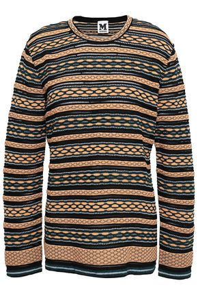 385fd445e4c07f M MISSONI Jacquard-knit sweater