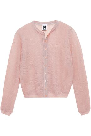 M MISSONI Open-knit cardigan