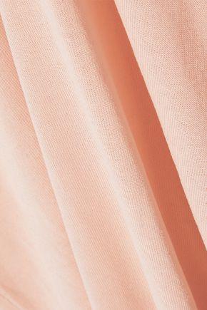 ZIMMERMANN Cotton-blend jersey T-shirt