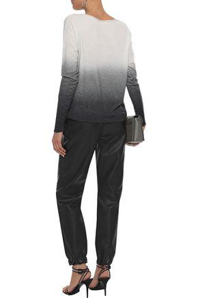 MAJESTIC FILATURES Degradé cashmere sweater