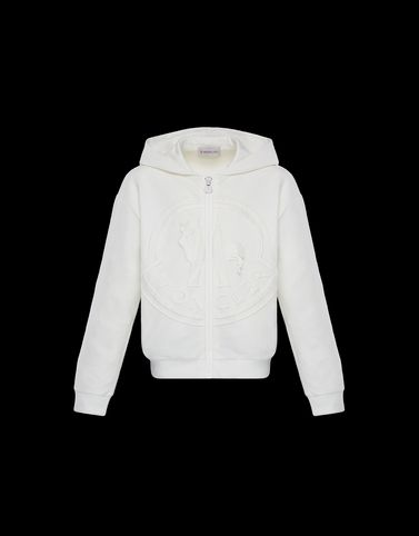 Moncler Kids 4 - 6 Ans - Fille Woman: SWEAT-SHIRT