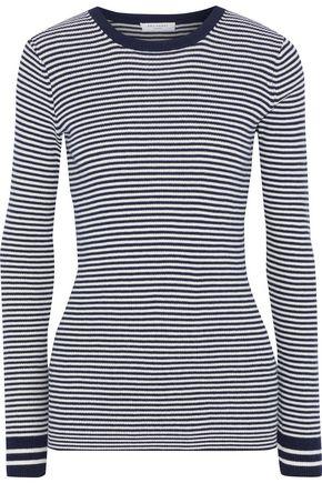 efa16643744 EQUIPMENT Virginia striped cotton