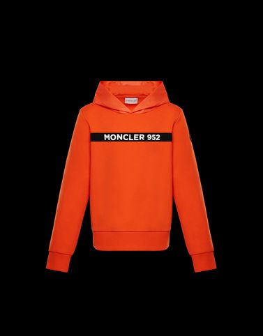 SWEATSHIRT Orange Category Sweatshirts
