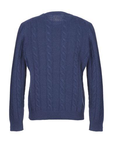 Фото 2 - Мужской свитер PETER STEÍN темно-синего цвета