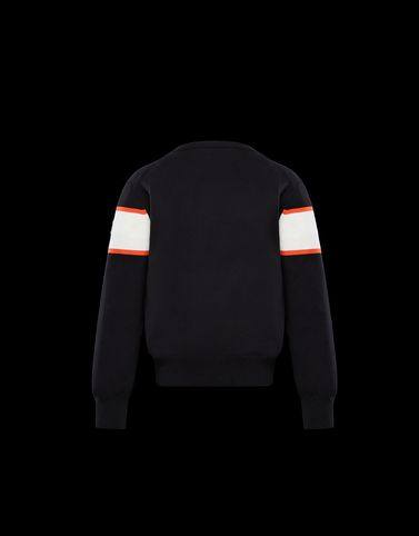 Moncler Kids 4-6 Years - Boy Man: CREWNECK