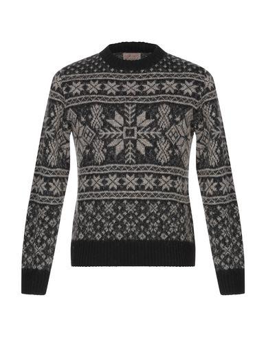 Купить Мужской свитер CASA - ISAAC цвет стальной серый