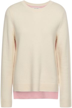 CHINTI AND PARKER Wool and cashmere-blend sweater
