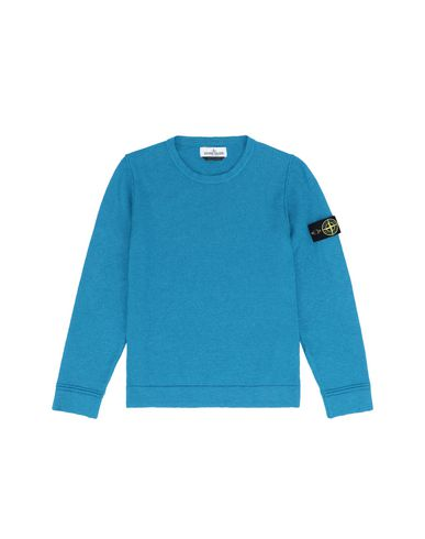 STONE ISLAND JUNIOR Sweater Man 503A1 f