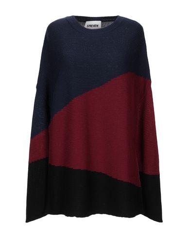 Купить Женский свитер 5PREVIEW красно-коричневого цвета