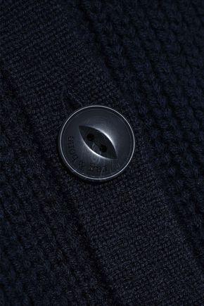 RAG & BONE Addams ribbed merino wool cardigan