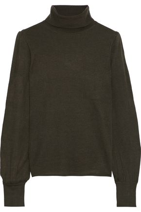 GOAT Garbo stretch-knit turtleneck sweater