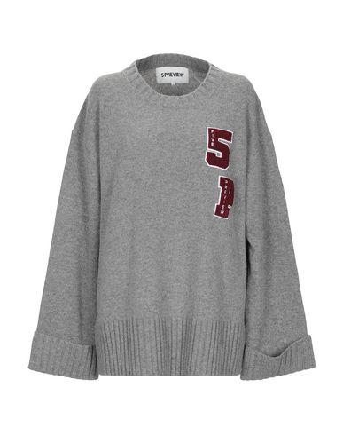Купить Женский свитер 5PREVIEW серого цвета