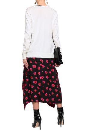 PROENZA SCHOULER Cotton-blend cardigan