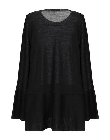Фото 2 - Женский свитер ROBERTO COLLINA черного цвета