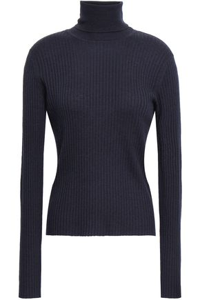 FILIPPA K Ribbed-knit turtleneck sweater