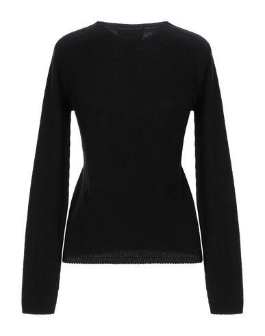 Фото 2 - Женский свитер JUCCA черного цвета
