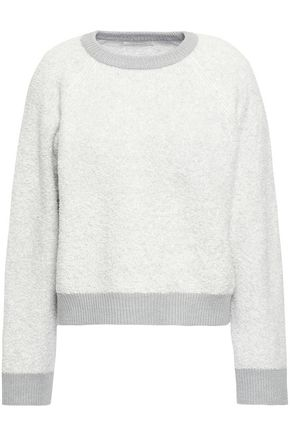 RAG & BONE Cotton-blend terry sweater