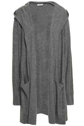VINCE. Cashmere hooded cardigan