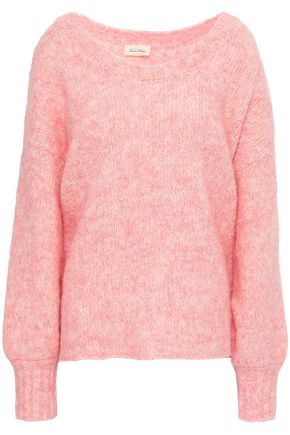 AMERICAN VINTAGE Mélange knitted sweater