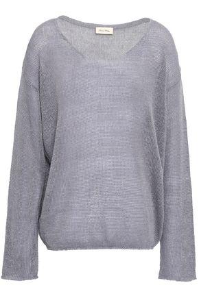AMERICAN VINTAGE Mélange wool-blend sweater