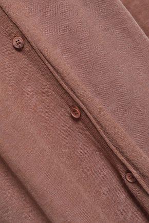 AMERICAN VINTAGE Wool-blend cardigan
